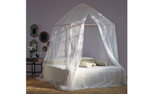 Zanzariera Letto Matrimoniale : Zanzariere fai da te da letto