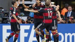 Brasile - Germania finisce 1 a 7: sconfitta storica per la Selecao