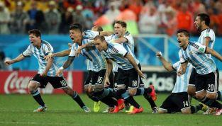L'Argentina vola in finale, l'Olanda si ferma ai rigori