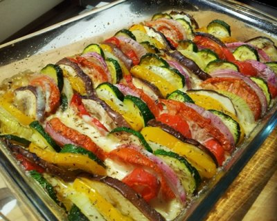 Ricette con le verdure estive