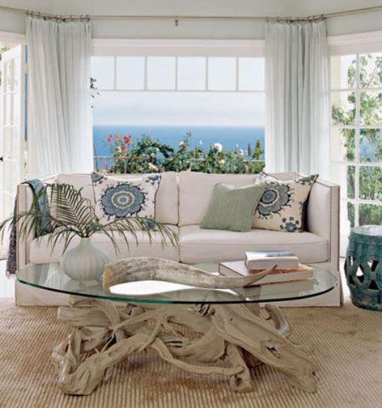 Consigli per arredare casa al mare for Coastal home interior designs