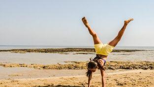5 Motivi per cui l'estate fa bene