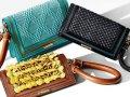 Clutch da polso: la borsetta che non scappa