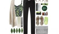 Look della settimana jungle style