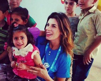 Matrimonio Canalis e Perri: «Niente regali, donate all'Unicef»