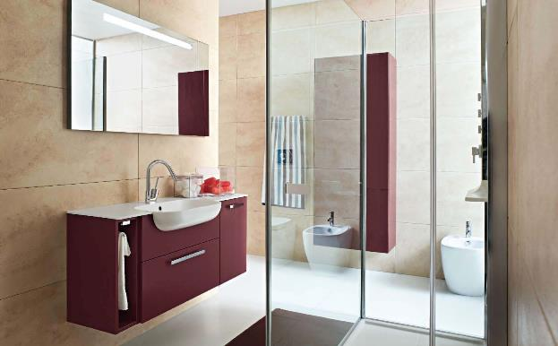 Come arredare il bagno moderno - Come scaldare il bagno ...