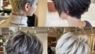 Le acconciature per capelli corti più originali e alla moda