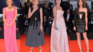 Look star alla Mostra del Cinema di Venezia 2014: il sesto red carpet