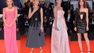 Look star alla Mostra del Cinema di Venezia 2014: il sesto red carpet