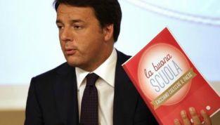 La buona scuola: i 12 punti di Renzi