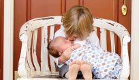 Arrivo del fratellino: un momento molto delicato per il primo figlio