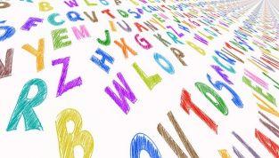 Scarica gratis l'alfabeto da colorare dalla M alla Z