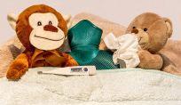 Evitiamo che un neonato si ammali di raffreddore