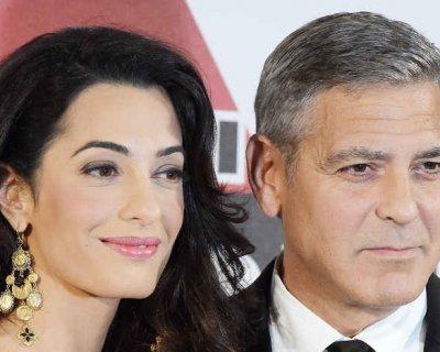 Matrimonio da Oscar per George Clooney e Amal Alamuddin