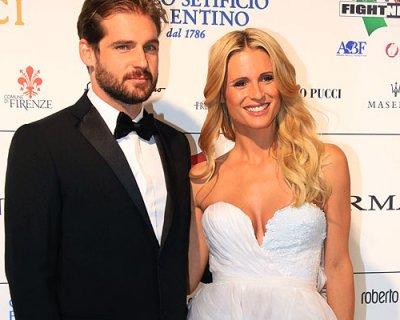 Matrimonio Hunziker-Trussardi tra... fedi e champagne