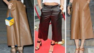 Culottes, il ritorno delle gonne-pantalone
