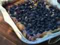 Schiacciata con l'uva, ricetta tipica toscana