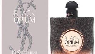 Black Opium YSL con Chiara Ferragni