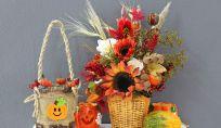 Cestini porta dolcetti di Halloween fai da te