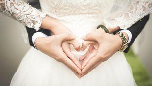 Michelle e Tomaso sposi!