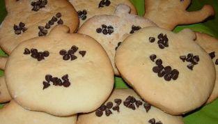 Biscotti di Halloween, dolcetti da... paura!