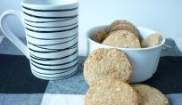 Ricetta dei biscotti alla crusca d'avena