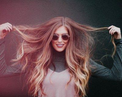 Tagli capelli e colpi di sole