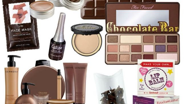 Il cioccolato ti fa bella: ecco i cosmetici golosi da non perdere