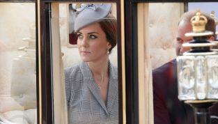Kate Middleton, prima uscita ufficiale dopo lo stop forzato per incontrare il Presidente di Singapore