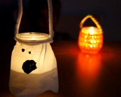 Fantasmini di Halloween da fare con i bambini
