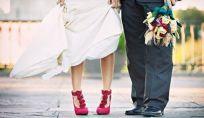 Tendenze scarpe da sposa 2015: 5 idee da non perdere
