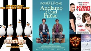 Film in uscita al cinema a novembre 2014