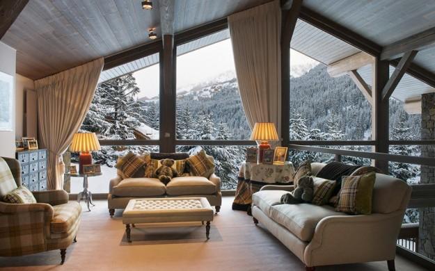 arredare casa in montagna