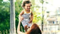 5 modi per bruciare calorie con il proprio bambino
