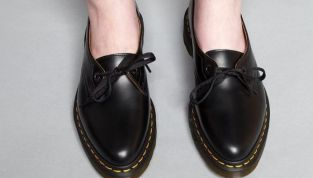 Scarpe manlike: calzature maschili per donne decise