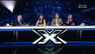X Factor 2014 primo Live, eliminato Diluvio