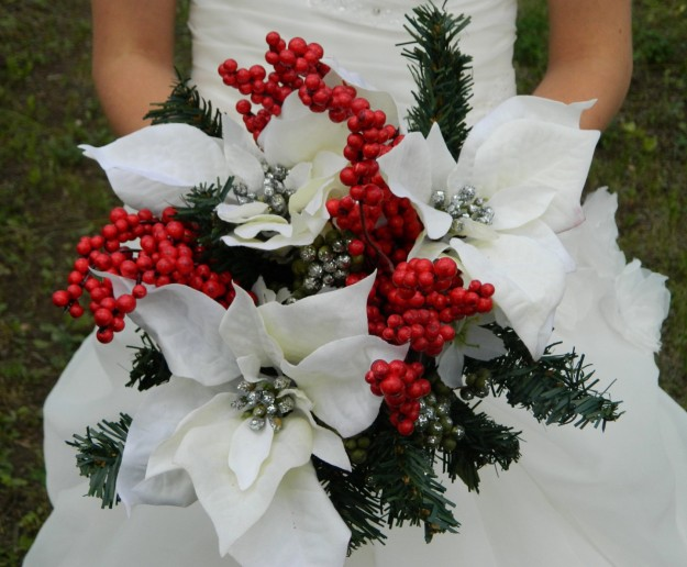 Ben noto Bouquet da sposa invernali QD48