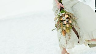 I bouquet da sposa invernali