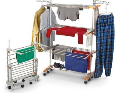 Come asciugare i panni in inverno - Asciugare panni in casa ...