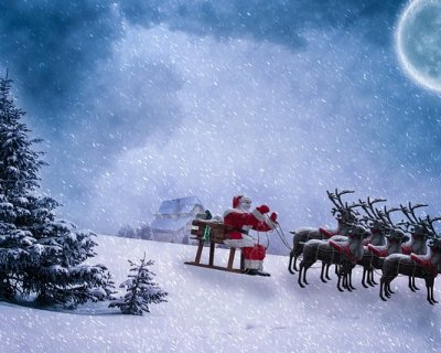 Nomi Renne Babbo Natale.I Nomi Delle Renne Di Babbo Natale