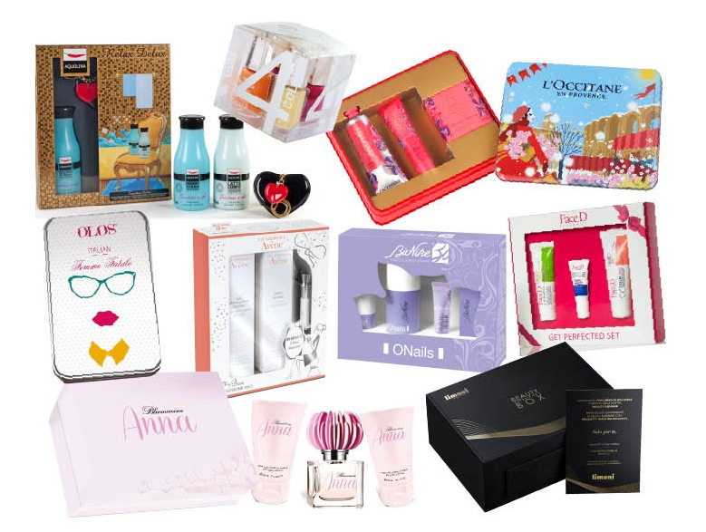 Beauty Kit come regalo di Natale