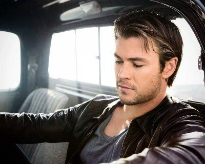 Gli uomini più sexy del 2014 nel mondo secondo People. Vince Chris Hemsworth