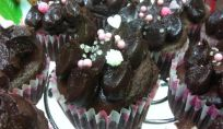 Cupcake leggerissimi al cioccolato