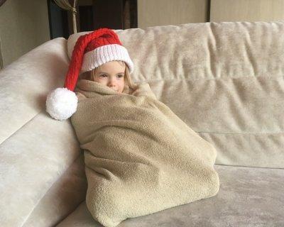 Come fare un cappello di Babbo Natale di stoffa 206b255f509b