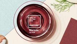 Colori Pantone, il Marsala è la tinta del 2015