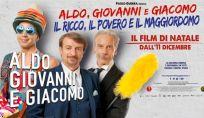 Il ricco, il povero e il maggiordomo, il nuovo film del trio più comico d'Italia