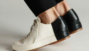 Tendenza moda 2015: le scarpe bianche e nere