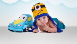 Scopri gli importanti traguardi del neonato a 3 mesi