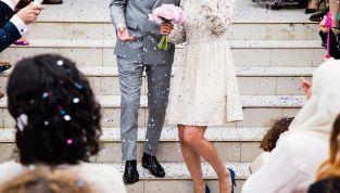 Si è sposata Alessia Marcuzzi!