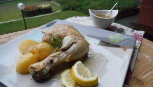 Pollo alla marocchina, per portare l'estate in tavola